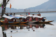 Srinagar Shikara Ride
