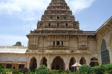 Tanjore Royal Museum