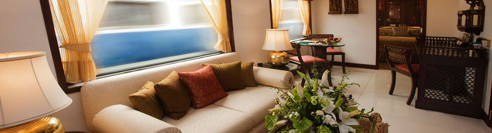 Treasures of India - Maharajas Express